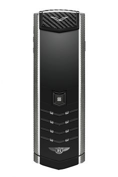 Vertu Signature for Bentley launched at Goodwood Festival of Speed