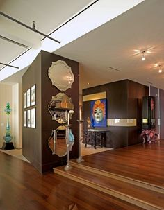 by Laura U, Inc. - Soho Loft - Classically Current #interiordesign #laurau