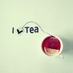 I <3 tea