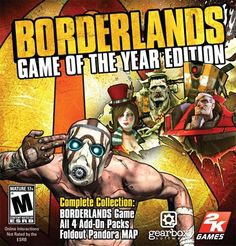 Borderlands Game of the Year Edition Windows PC Game Download Steam CD-Key Global for only $13.95. #videogames #deals #games #gaming #awesome #awesomeness #awesomesauce #cool #gamer #gamers #win #ftw