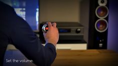 The simplest universal remote control ever - Meet SPIN remote I Am Store, Nerd Room, Future Vision, Universal Remote Control, User Experience, Smart Home, Spinning, Smart Watch, College