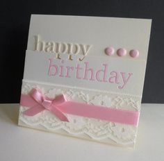 Birthday Candy by sistersandie - Cards and Paper Crafts at Splitcoaststampers