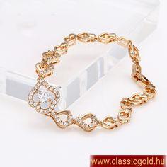 Karkötők : Menin karkötő (18) Bracelets, Gold, Jewelry, Fashion, Chic, Moda, Jewlery, Bijoux, Fashion Styles