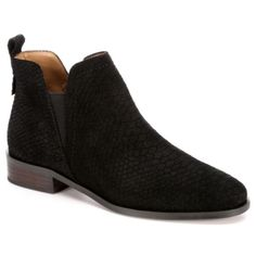 Shake up your shoe game with the Rocky women's bootie from Franco Sarto