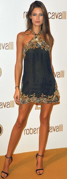 Roberto Cavalli Party - Inside Photocall PFW Ready To Wear S/S 2011 Bianca Balti attends the Roberto Cavalli party at Les Beaux-Arts de Paris as part of the Paris Fashion Week Ready To Wear S/S 2011 on September 2010 in Paris, France. - 77 of 200 Cute Dresses, Beautiful Dresses, Short Dresses, Gorgeous Dress, Tight Dresses, Passion For Fashion, Love Fashion, Womens Fashion, Paris Fashion