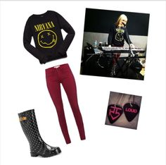 Rydel lynch inspired outfit !!!!