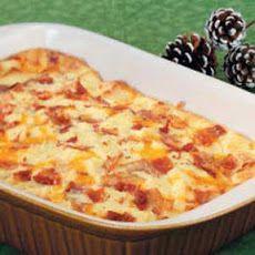 Favorite Chrismas Breakfast Casserole