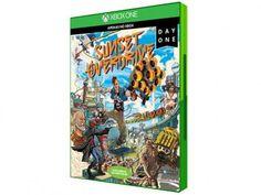 Sunset Overdrive para Xbox One - Microsoft Studios com as melhores condições você encontra no Magazine Ygormiranda. Confira!