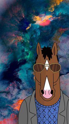 BoJack Horseman Wallpaper - Best of Wallpapers for Andriod and ios Cellphone Wallpaper, Wallpaper Backgrounds, Iphone Wallpaper, Tumblr Wallpaper, Headless Horseman, Bojack Horseman, Cartoon Art, Art Inspo, Pop Art