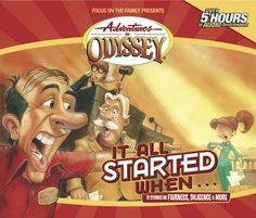 Adventures in Odyssey® 192: Modesty is the Best Policy [Download]