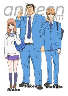 Ore Monogatari!! #2015spring #anime