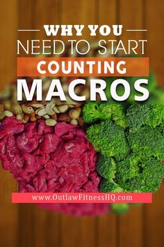 The nutritional secret to six pack abs: Counting Macros