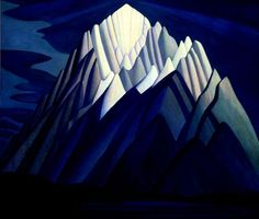 Lawren Harris was a Canadian painter widely recognized for his stark, and sometimes abstract, landscapes of northern Canada and the Arctic Circle. He was a founding member of the Group of Seven, a. Group Of Seven Artists, Group Of Seven Paintings, New Artists, Famous Artists, Tom Thomson, Emily Carr, Canadian Painters, Canadian Artists, Abstract Landscape