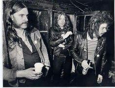 Lemmy Kilmister/Eddie Clarke/Phil Taylor