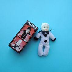 Mini Pierrot Doll Dolls, Christmas Ornaments, Holiday Decor, Mini, Shop, Home Decor, Baby Dolls, Decoration Home, Room Decor