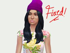 LumiaLoverSims - Baggy beanies - fixed The first thing that kept...