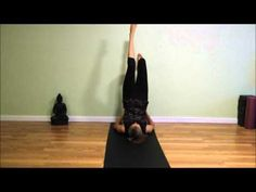 Wall Yoga For Hips and Hamstrings
