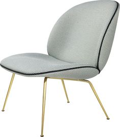 GUBI // GamFratesi Beetle Lounge Chair