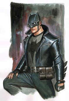 Rockabilly Batman