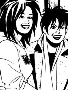 Love and Rockets - 1981. Maggie and Hopey. Best friends, best characters, best art. Do not miss Los Brothers Hernandez.