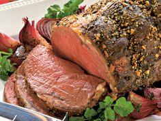 Pieczeń wołowa Polish Recipes, Polish Food, Steak, Grilling, Pork, Beef, Meals, Cooking, Cook Books