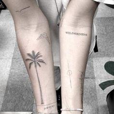 Multiple tattoo placement  Meet the Fashion World's Favorite Tattoo Artist, LA's Dr. Woo - Q&As - Racked LA