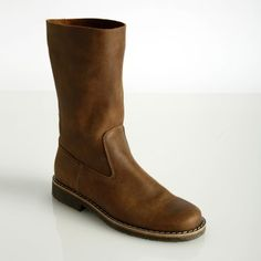 Womens Roll Over Boot in Tribe Leather | Womens shoes footwear | Roots