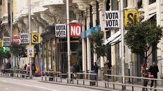 Desde este lunes hasta el próximo domingo cualquier persona empadronada en Madrid mayor de 16 años podrá votara través de internet y en las urnas130.000 personas empadronadas en Madrid mayores de 16 años ya han votadoLos resultados se conocerán el martes 21 de febrero