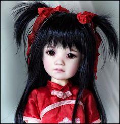 BJD Doll by Liz Frost
