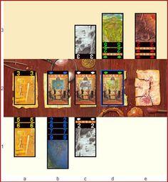 Lost Cities spielen: Lost Cities ist ein Kartenspiel für zwei Spieler. Einfache Legeregeln und eine einfache aber trickreiche Wertung ergeben eine fesselnde Mischung. Das Spiel des Jahres 2008 Keltis vom selben Autor ist die Adaption von Lost Cities auf mehr Spieler.