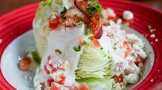 herb dressing dill 604 bacon blue cheese
