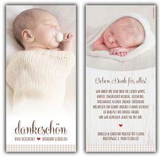 Danksagung Zur Geburt Texte Für Das Dankeschön In Karten Baby