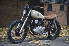 Yamaha SR250 By Auto Fabrica 1