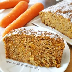 Real Food Recipes, Healthy Recipes, Sin Gluten, Banana Bread, Bakery, Sweet Treats, Clean Eating, Food And Drink, Nutrition