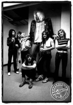 Iron Maiden by Ross Halfin