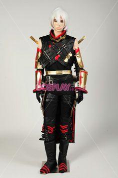 .Hack // G.U -- Haseo Cosplay Costume