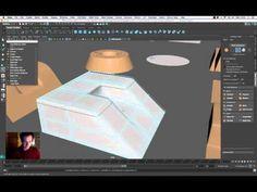 Maya 2016 Hard Surface Modeling Part 2 - YouTube