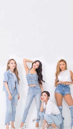 Hard Working Women, Working Woman, Wheein Mamamoo, Solar Mamamoo, Asian Babies, Rainbow Bridge, Woman Crush, Music Bands, Girl Group