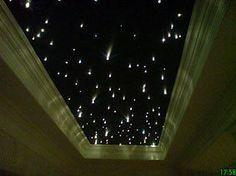 Cool Details zu Sternenhimmel mit Lichtfasern LED Glasfaser Leuchte