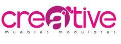 Logotipo de empresa Creative, dedicada al diseño de muebles y modulares, propuesta final.