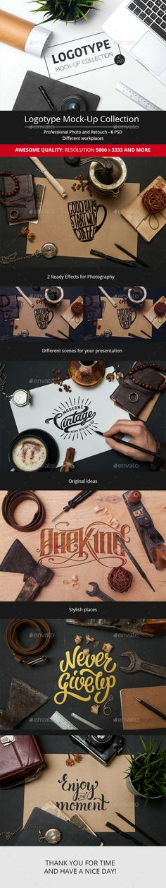 Logo Mock-Up Collection. Download here: http://graphicriver.net/item/logo-mockup-collection/16772243?ref=ksioks