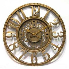 a0bce9a088ee Relojes de Pared  Relojes de pared antiguos Grandes Horloges Murales