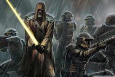 Jedi and Troopers