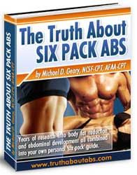 Lean how Truth about abs program help you to burn your belly fat and get ripped abs.
