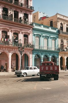La Havane, la touristique ! - Paris tu Paris