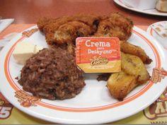El Salvador Food | El Salvador Fast Food Restaurants