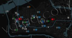 Watch Dogs ctOS Breach Contracts Locations Guide – VGFAQ