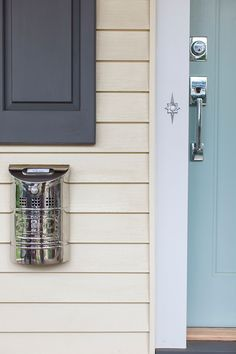 Benjamin moore kendall charcoal sherwin williams dovetail for Exterior shutter visualizer