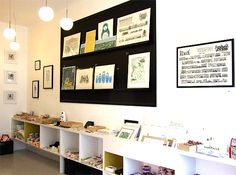 Of Cabbages & Kings / Knit with attitude - our new shop! Of Cabbages & Kings' part.