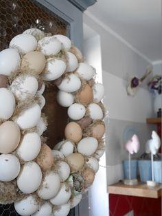 parizankounavikend: Veniec z vajíčok
